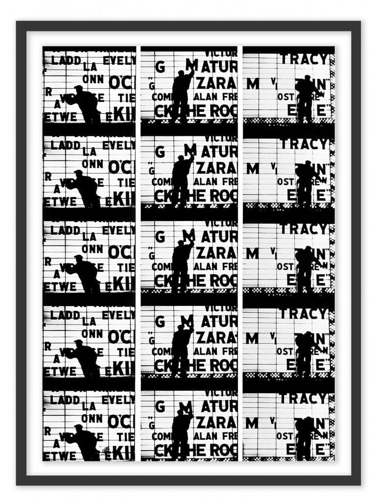 Film Strips from Broadway by Light #1, 1958