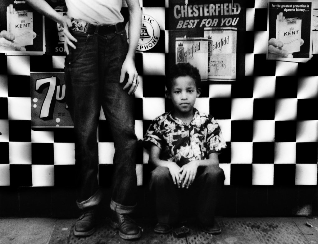 William Klein - Candy Store, New York, 1955