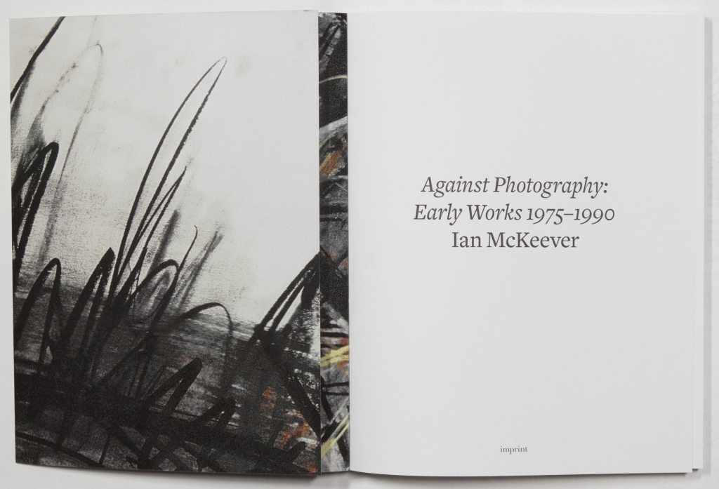 Ian Mckeever Against Photography
