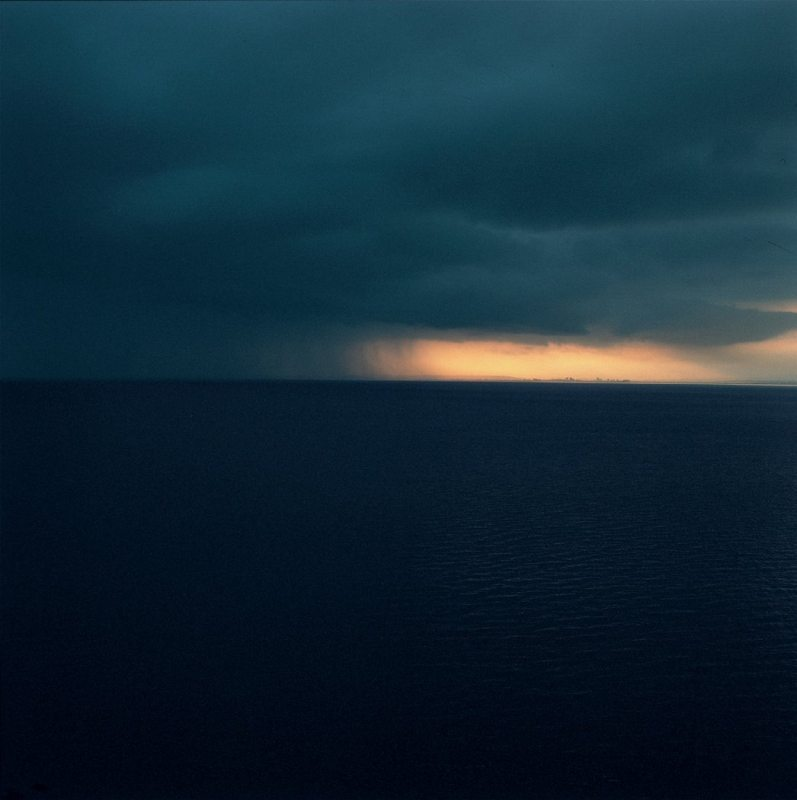 Garry Fabian Miller - Sections of England: The Sea Horizon 38, 1976-1977