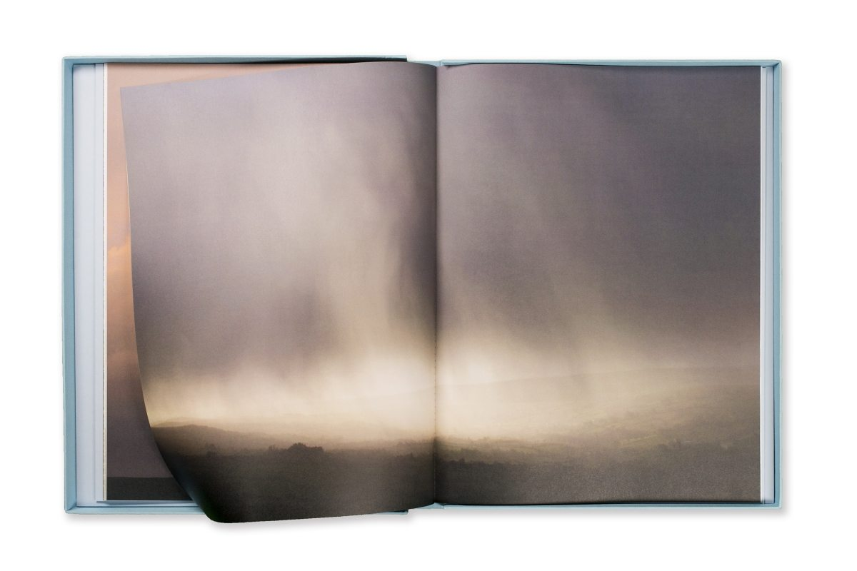 Garry Fabian Miller - Seeing Believing artist book landscape fog
