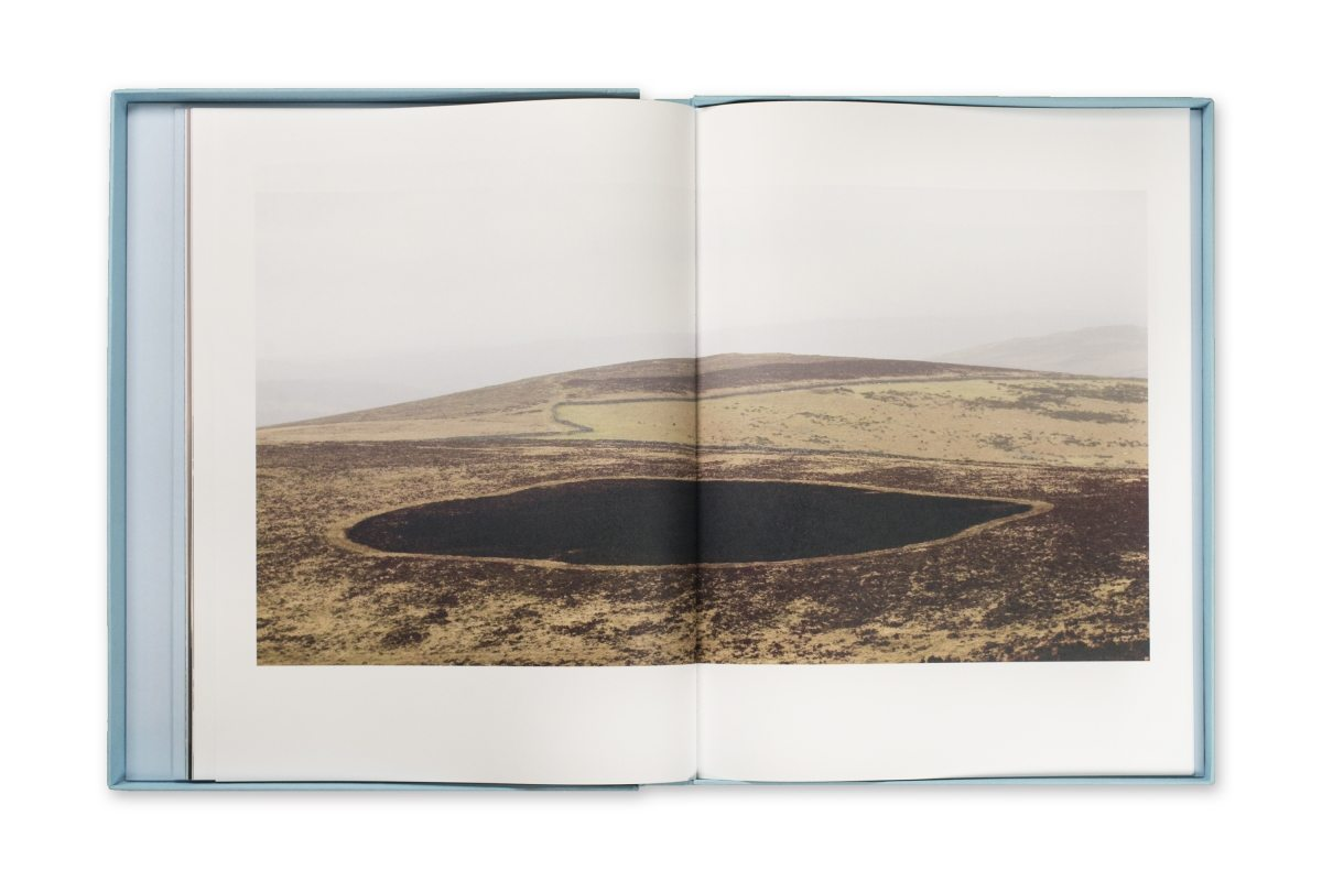 Garry Fabian Miller - Seeing Believing artist book landscape