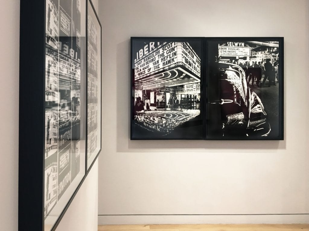 William Klein New York install shot