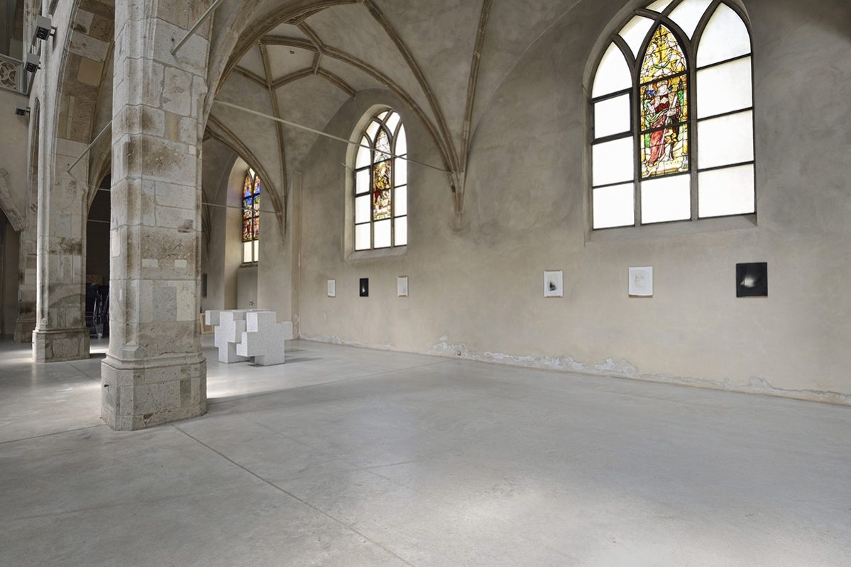 Ian McKeever, Hours of Darkness, Hours of Light, Kunst-Station Sankt Peter, Cologne, 2014_web