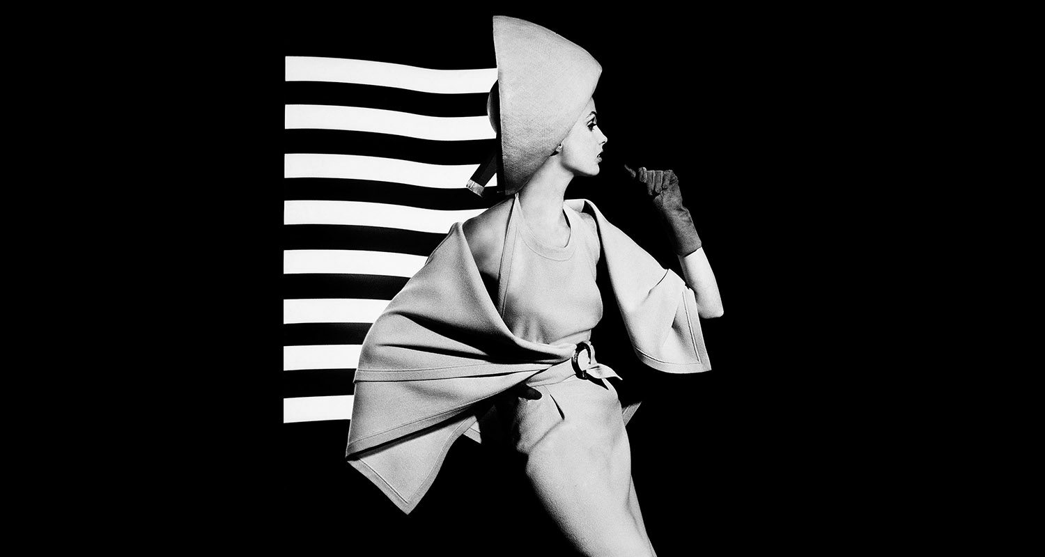 William Klein Dorothy White Light Stripes slideshow image