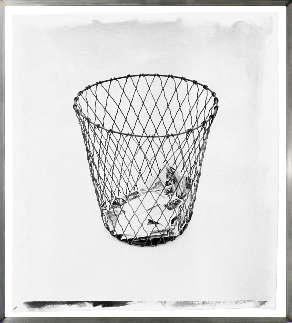 Stephen Inggs - Wire Basket 2, 2004