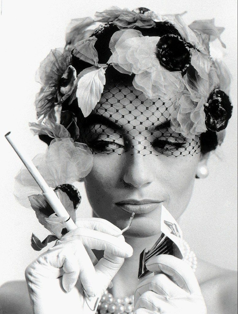 Anouk Aimée, Paris (Vogue), 1961