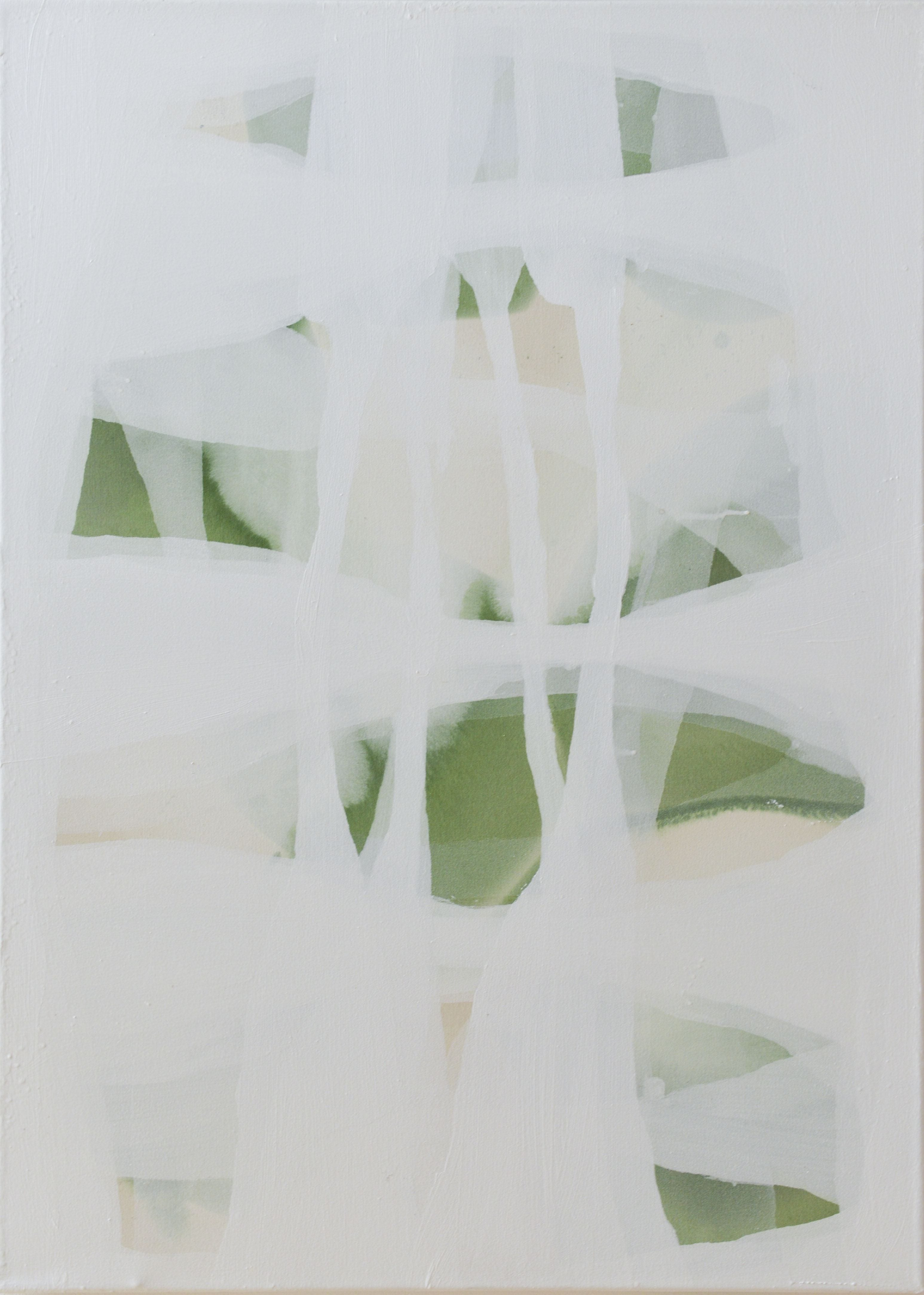 Ian McKeever Day Painting, 2013-2014