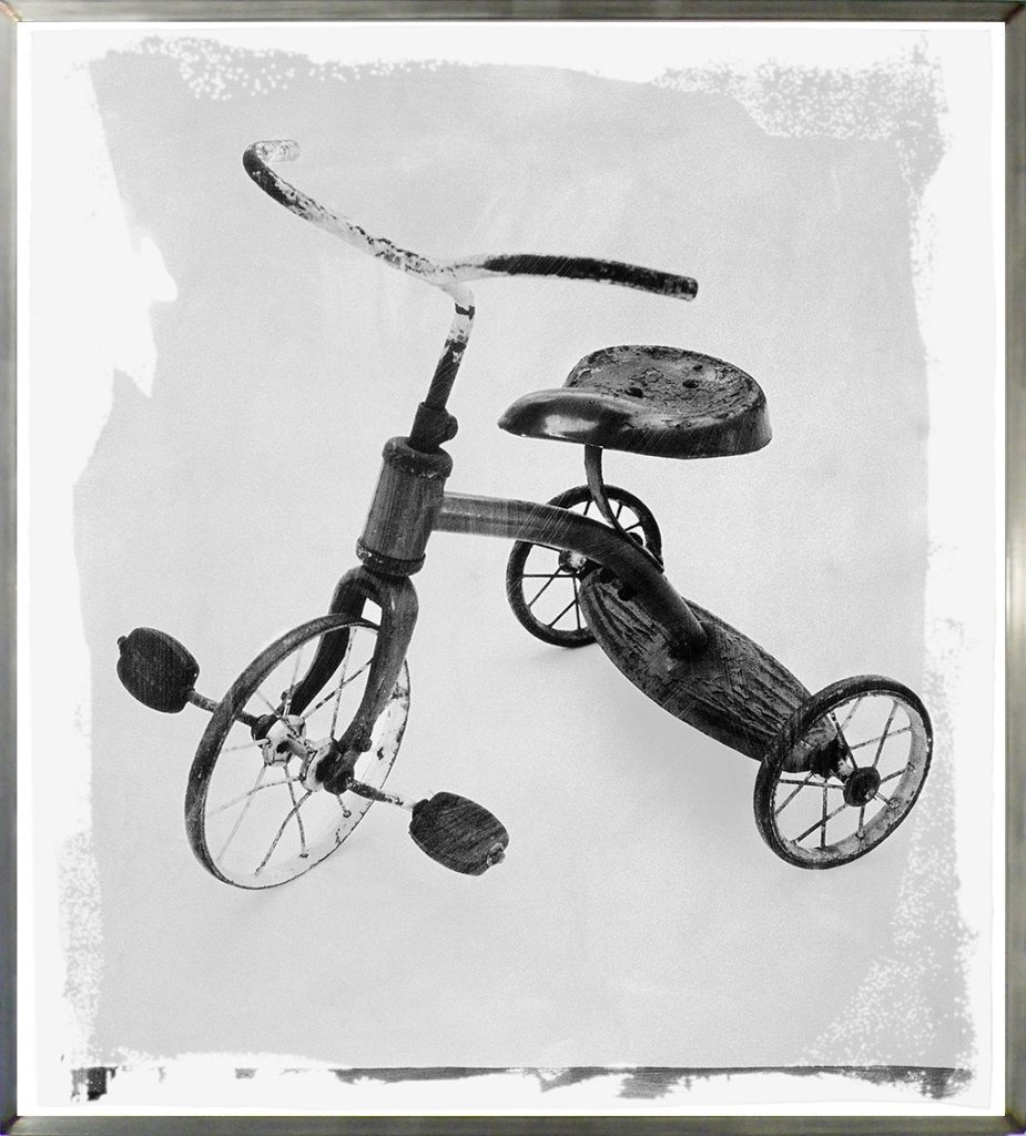 Stephen Inggs, Tricycle, 2004