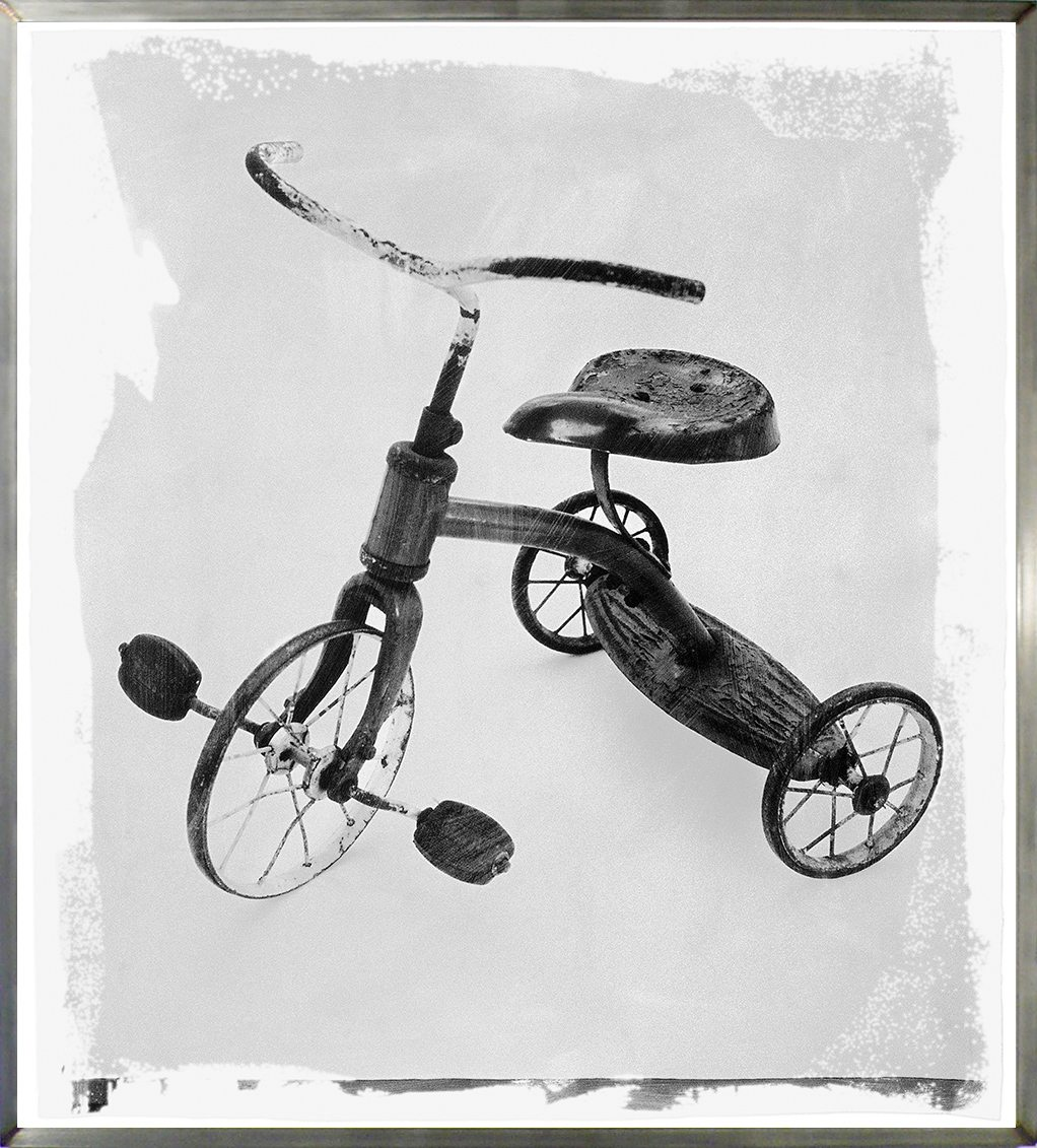 Tricycle, 2004 by Stephen Inggs