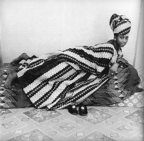 Malick Sidibe, Studio Portrait, 1969