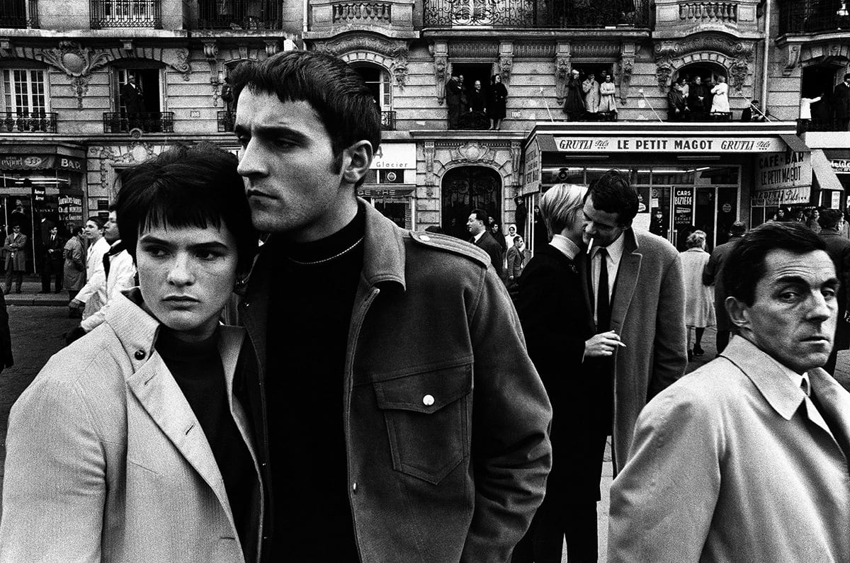 Armistice Day, Paris (Le Petit Magot, Paris), 1968
