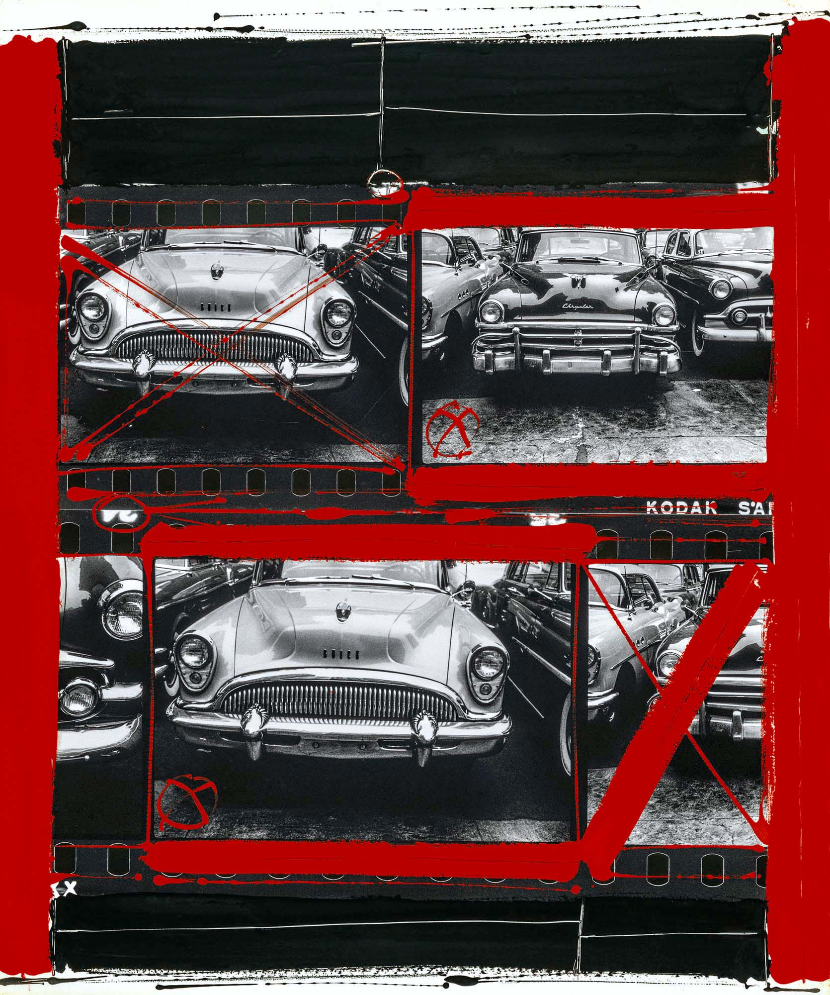 Buicks, New York 1955-1995, printed 2019