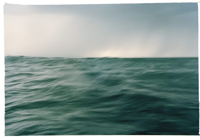 Stephen Inggs artwork - soft focus seascape photograph