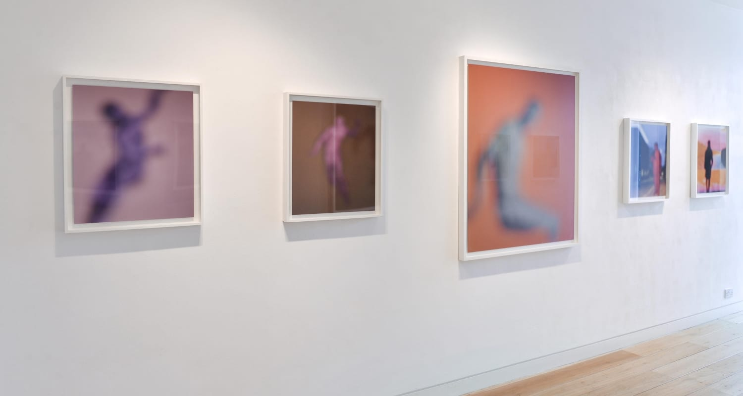 Chroma Bill Armstrong Installation View