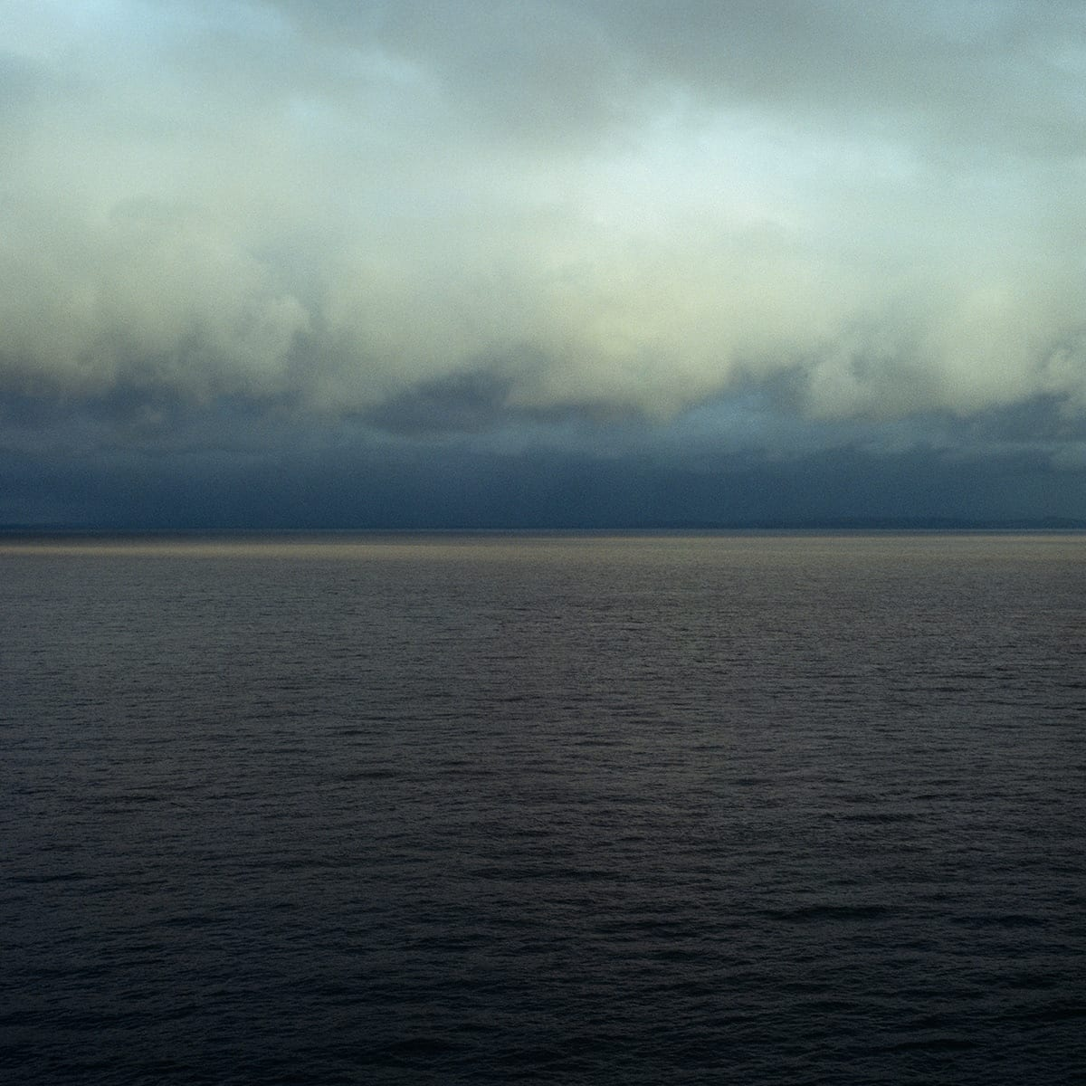 Garry Fabian Miller, Sections of England: The Sea Horizon
