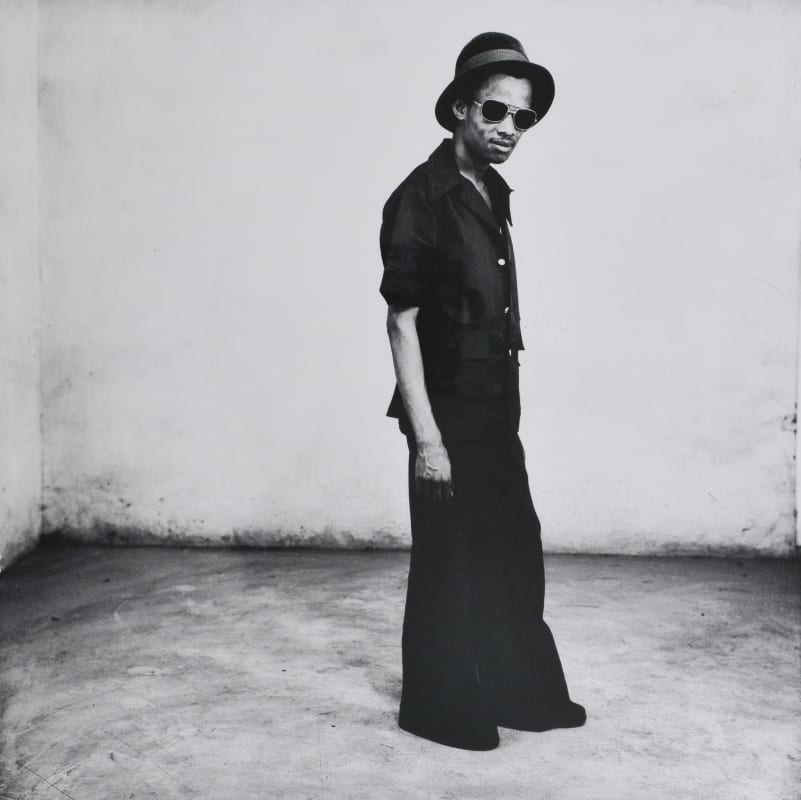 Malick Sidibé - All in Black, 1965
