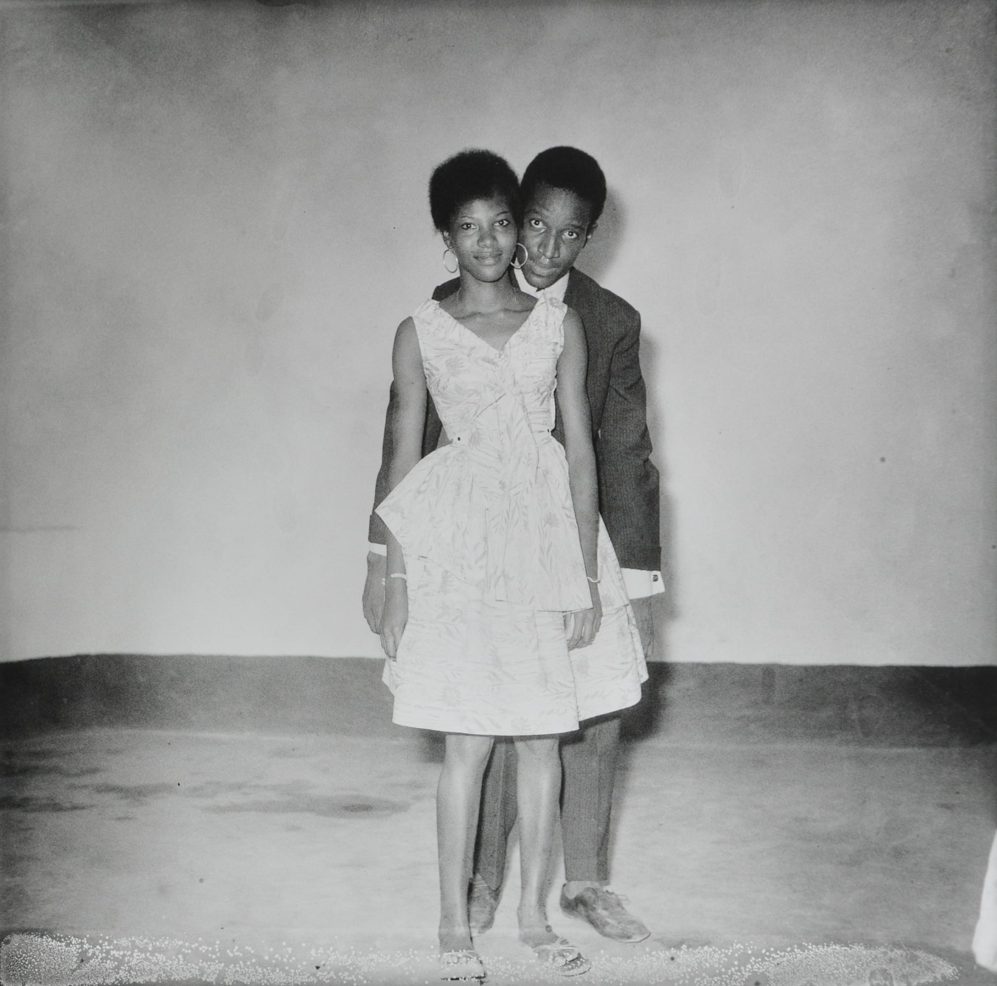 Malick Sidibé - The Arrival of Sacko Abdoulaye, 1967