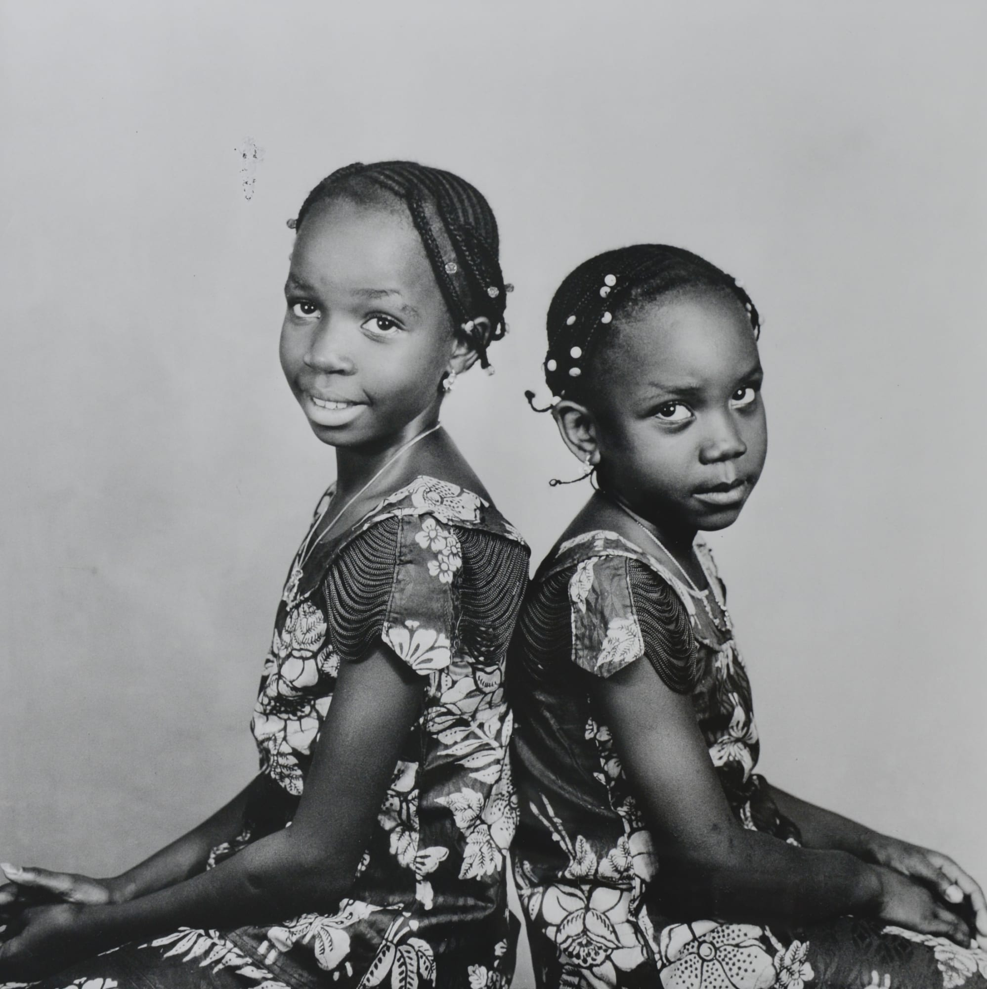 Malick Sidibé - The Two Sisters, 1971