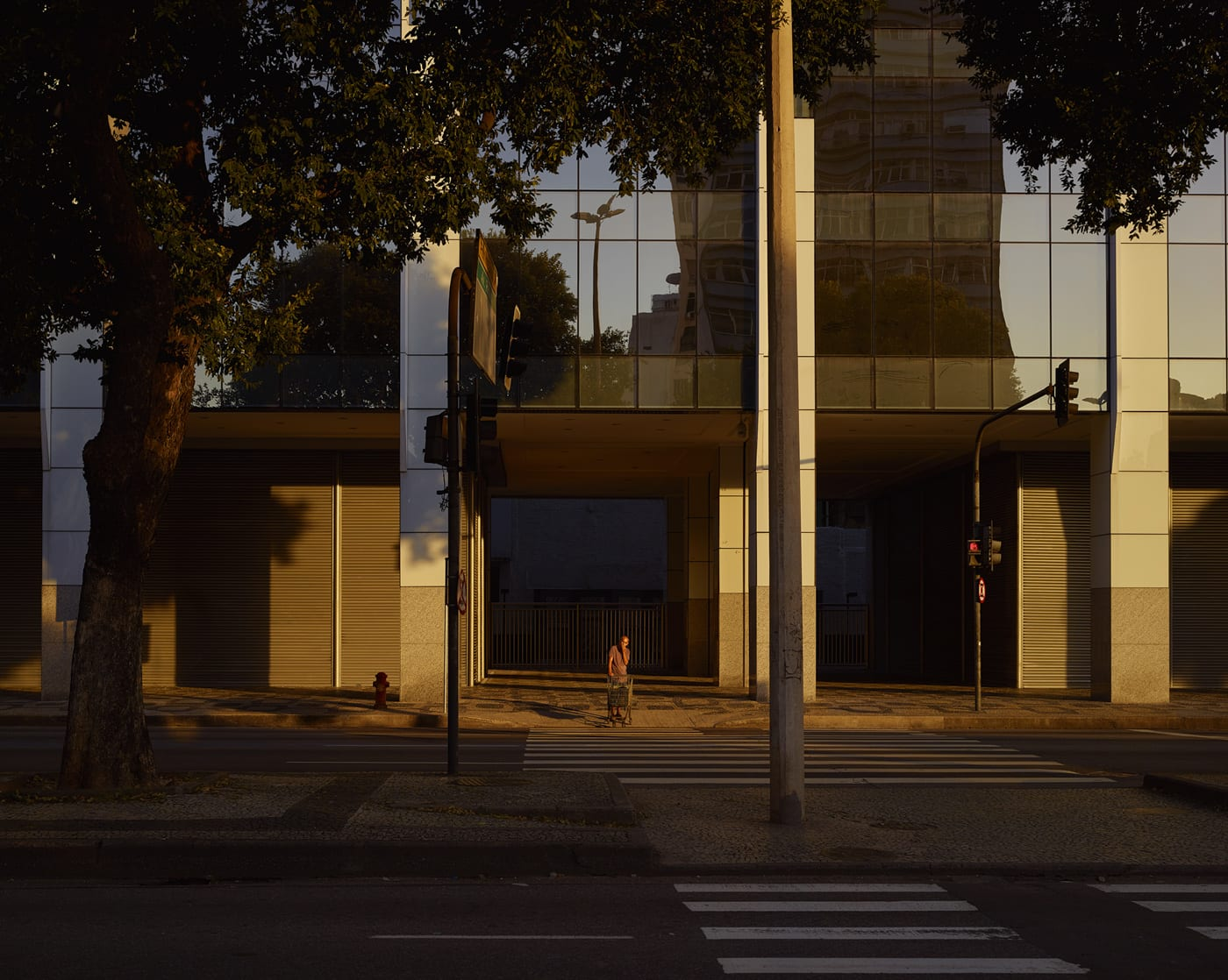 Cross Road Blues (Av. Pres. Vargas Rio Brazil), 2019 Oli Kellett