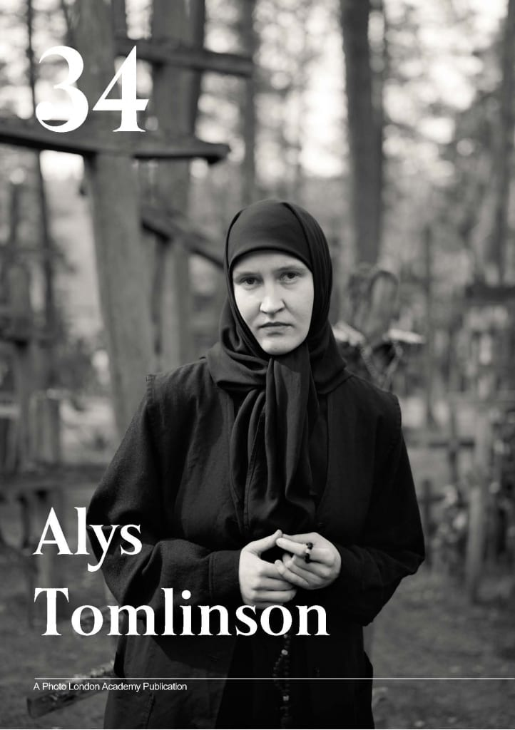 Alys Tomlinson Photo London Magazine